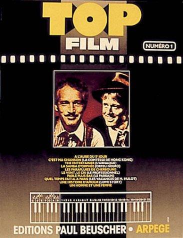 Partition : Top films n° 1 par Collectif