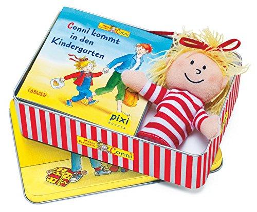 Sonderedition: Meine Conni-Dose (mit Fingerpuppe) Buch Boxen