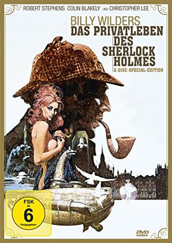 Bild von Das Privatleben des Sherlock Holmes [Special Edition] [2 DVDs]