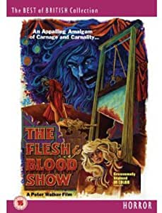 The Flesh And Blood Show [1972] [DVD]