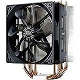 Cooler Master Hyper 212 EVO - ventilateurs, refoidisseurs et radiateurs (Processeur, Refroidisseur, 12 cm, Prise AM2, Prise AM2+, Prise AM3, Socket AM3+, 36 dB, Intel: Core i7 Extreme / Core i7 / Core i5 / Core i3 / Core2 Extreme / Core2 Quad / Core2 Duo / Pent)