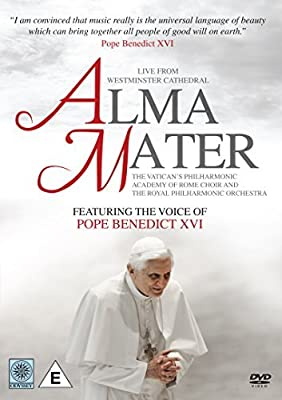 Alma Mater [DVD] by Pope Benedict XIV
