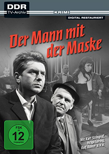Bild von Der Mann mit der Maske (DDR TV-Archiv)
