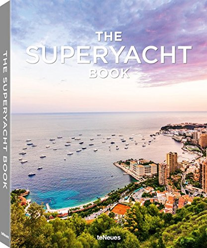 The superyacht book par Tony Harris