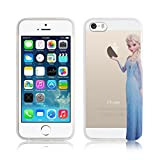 Coque iPhone SE Coque iPhone 5 5s silicone Frozen | JammyLizard | Coque silicone...