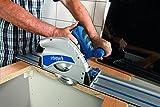 Scheppach Tauchsäge PL45 1,01 kW 230 V 50 Hz plus Schienen 2 x 700 mm, 5901803905 -