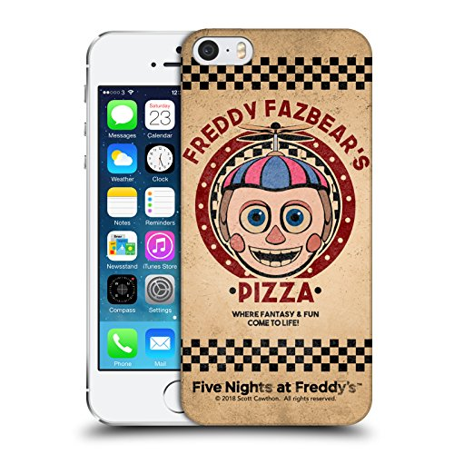 Official Five Nights At Freddy's Balloon Boy Freddy Fazbear's Pizza Hard Back Case for iPhone 5 iPhone 5s iPhone SE