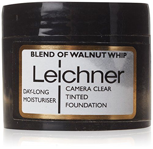 Leichner Camera Clear Tinted Foundation 30ml, Walnut Whip