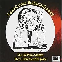 Sophie-Carmen Eckhardt-Gramatt??: Piano Sonatas (2006-10-24)