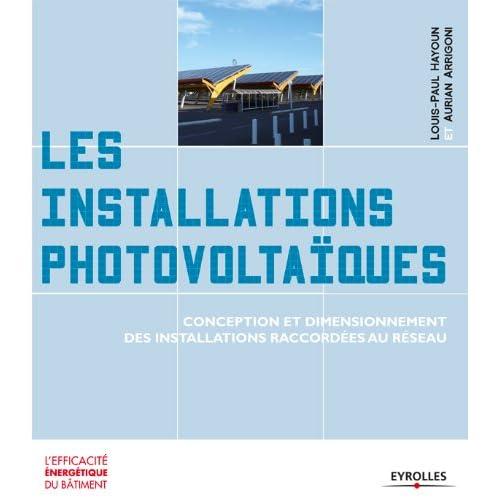 Les installations photovoltaïques (Maîtriser l'énergie)