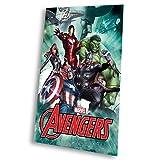 Marvel Avengers Fleecedecke, Decke 100 x 150 cm Polyester 100 %