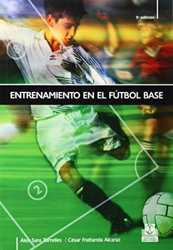 Portada del libro ENTRENAMIENTO EN EL FÚTBOL BASE (Deportes)