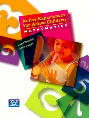 Active Experiences for Active Children: Mathematics