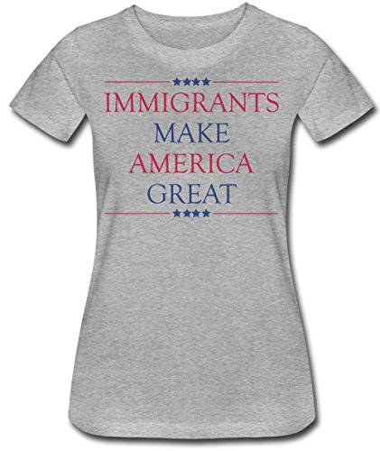 immigrants-make-america-great-design-womens-t-shirt-small