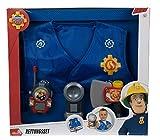 Simba 109250745 - Feuerwehrmann Sam Einsatzset in blau Test