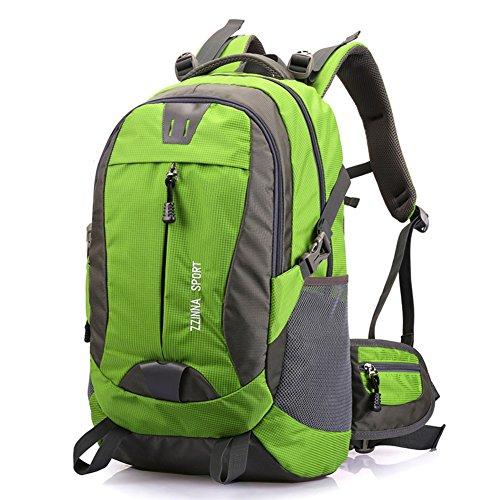 Bulk-herren umhängetasche Freizeitreisen sport rucksack Multifunktionale outdoor bergsteigen tasche Laptop-tasche-A (Magazin Geladene)