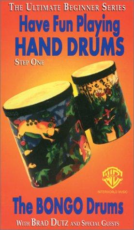 Preisvergleich Produktbild Have Fun Hand Drums Bongos 1 [VHS] [UK Import]