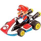 Mario Kart Nintendo Figura Pull Speed Mario, Multicolor (Carrera 9003150193159)