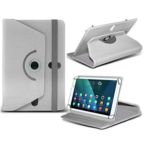 (weiß) Samsung Ativ Smart PC Pro 700[29,5cm] [Standfunktion] Schutzhülle für Samsung ATIV Smart PC Pro 700[29,5cm] Tablet PC Hülle Cover Tablet [Standfunktion] stabiler Synthetisches PU-Leder 60Roatating Schutzhülle [Standfunktion] mit 4Federn von i- Tronixs (Pc Samsung Ativ Pro)