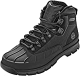 Timberland Euro Hiker Shell Toe Jacquard Shoes Men Black Schuhgröße US 7,5 | EU 41 2018 Schuhe