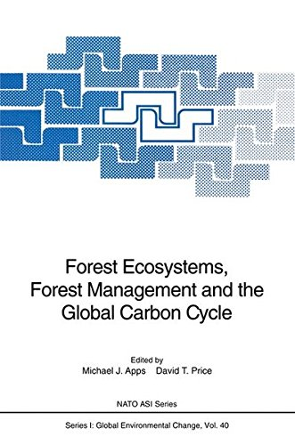 """Forest Ecosystems, Forest Management and the Global Carbon Cycle: Proceedings of the NATO Advanced Research Workshop \""""The Role of Global Forest ... September 12-16, 1994 (Nato ASI Subseries I:)"""