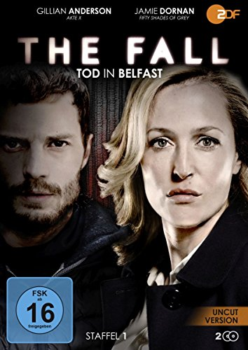 The Fall - Tod in Belfast - die komplette Staffel 1 [2 DVDs]
