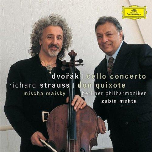 Dvorak: Cellokonzert h-moll - Strauss: Don Quixote [DOPPEL-CD]