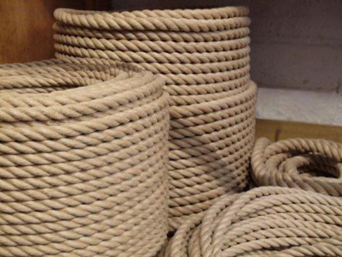 Westward Ropes® - Polyhemp - Synthetic Hemp Rope 12mm x 5 Metres