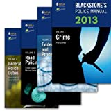 Blackstone's Police Manuals 2013 (4 Volume Set) by Paul Connor (2012-08-09)