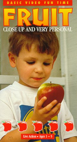 Preisvergleich Produktbild Fruit-Close Up & Very Personal [VHS]
