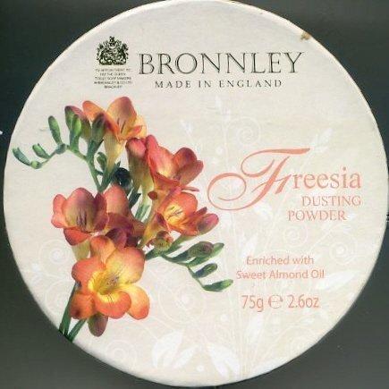 Bronnley Polvo Secante de Fresia