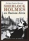 Sherlock Holmes en Buenos Aires par Espina Rawson