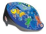 BELL Kinder Fahrradhelm Kids BELLINO 10, Blue Fish, M/L (52-56cm), 210021002