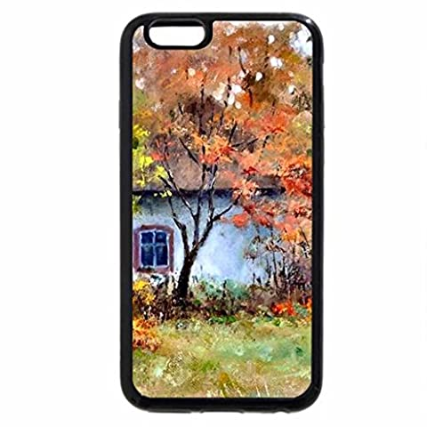 iPhone 6S / iPhone 6 Case (Black) Hidden Cabin F1