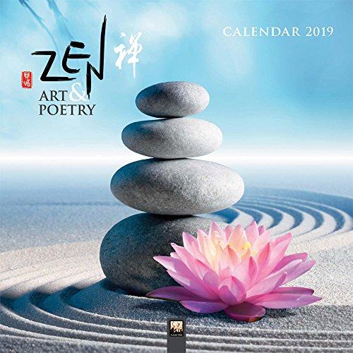Zen Art & Poetry 2019 Calendar par Inc Browntrout Publishers