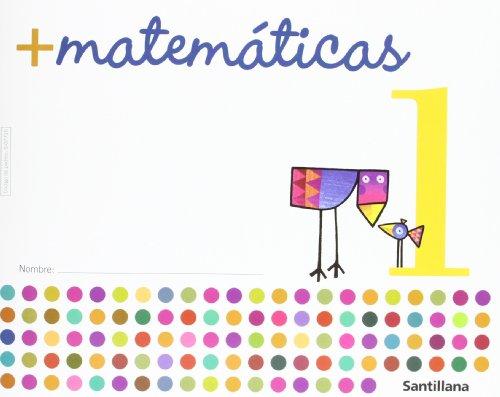 Mas Matemáticas 1 - 9788429407716
