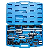 KRAFTPLUS® K.286-7601 Injektor-Düsen-Auszieher-Satz / Werkzeug für Diesel - 40-tlg.