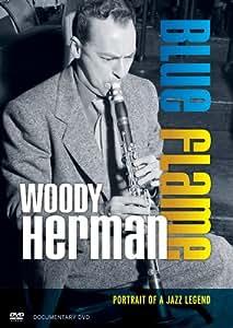 Blue Flame: Portrait of a Jazz Legend [DVD] [2012] [Region 1] [US Import] [NTSC]