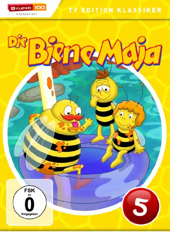 Die Biene Maja - DVD 5: Episoden 27-33