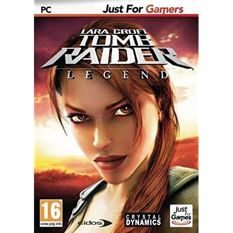 Tomb Raider Legend [Importación francesa]