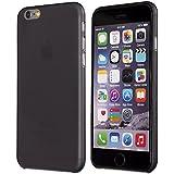 """totallee Ultra Thin Light versión slim Minimal–Más Fino Funda para Apple iPhone 6(4.7""""), compatible con iPhone 6 iPhone 6S, color Negro"""