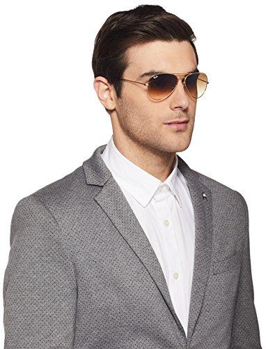 5bd4354e6b1f3 Rayban Aviator unisex Sunglasses (RB3025 001 51 55 14