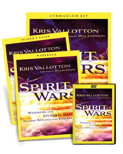 Spirit Wars Curriculum Kit: Winning the Invisible Battle Against Sin and the Enemy