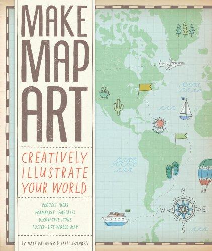 Make Map Art por Nate  Padavick