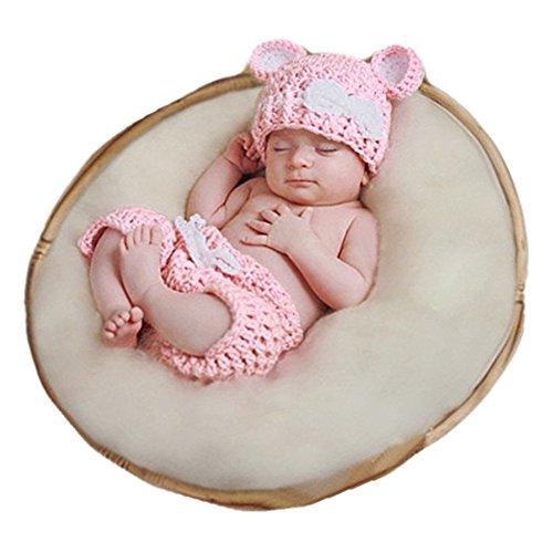 Neugeborenen Babyfotografie Props Kostüm Jungen Mädchen Baby Fotografieren Fotoshooting Set Requisiten Accessoire Gentleman Hut Hose