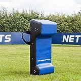 Net World Sports Boucliers de Rugby | Sac de Plaquage pour Entraînement (Variété de Tailles) (Bouclier avec Double Rembourrage, Junior)