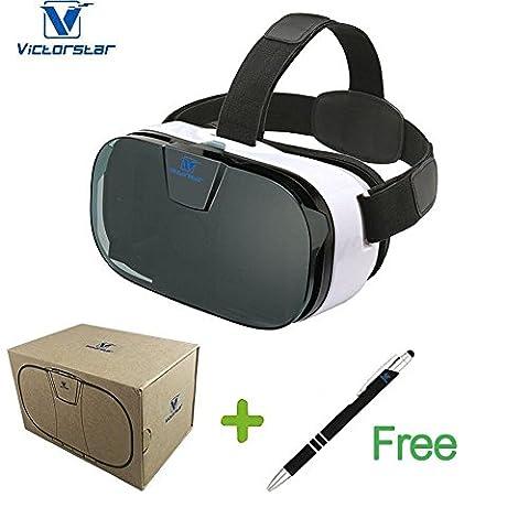 Matelas Mousse But - VICTORSTAR Casque VR, VR Box headset 3D