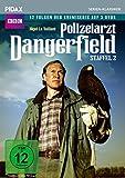 Polizeiarzt Dangerfield, Staffel 2 (Dangerfield) / Die komplette 2. Staffel der erfolgreichen Krimiserie (Pidax Serien-Klassiker) [3 DVDs]