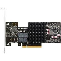 ASUS Pike II 3008-8i PCI Express 3.0 12Gbit/s controlado Raid - Controlador Raid (SAS, Serial ATA II, Serial ATA III, PCI Express, 0, 1, 1E, 10, LSI SAS 3008, 12 Gbit/s, 127 mm)