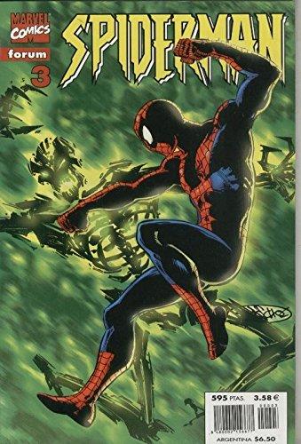 Spiderman lomo rojo numero 03